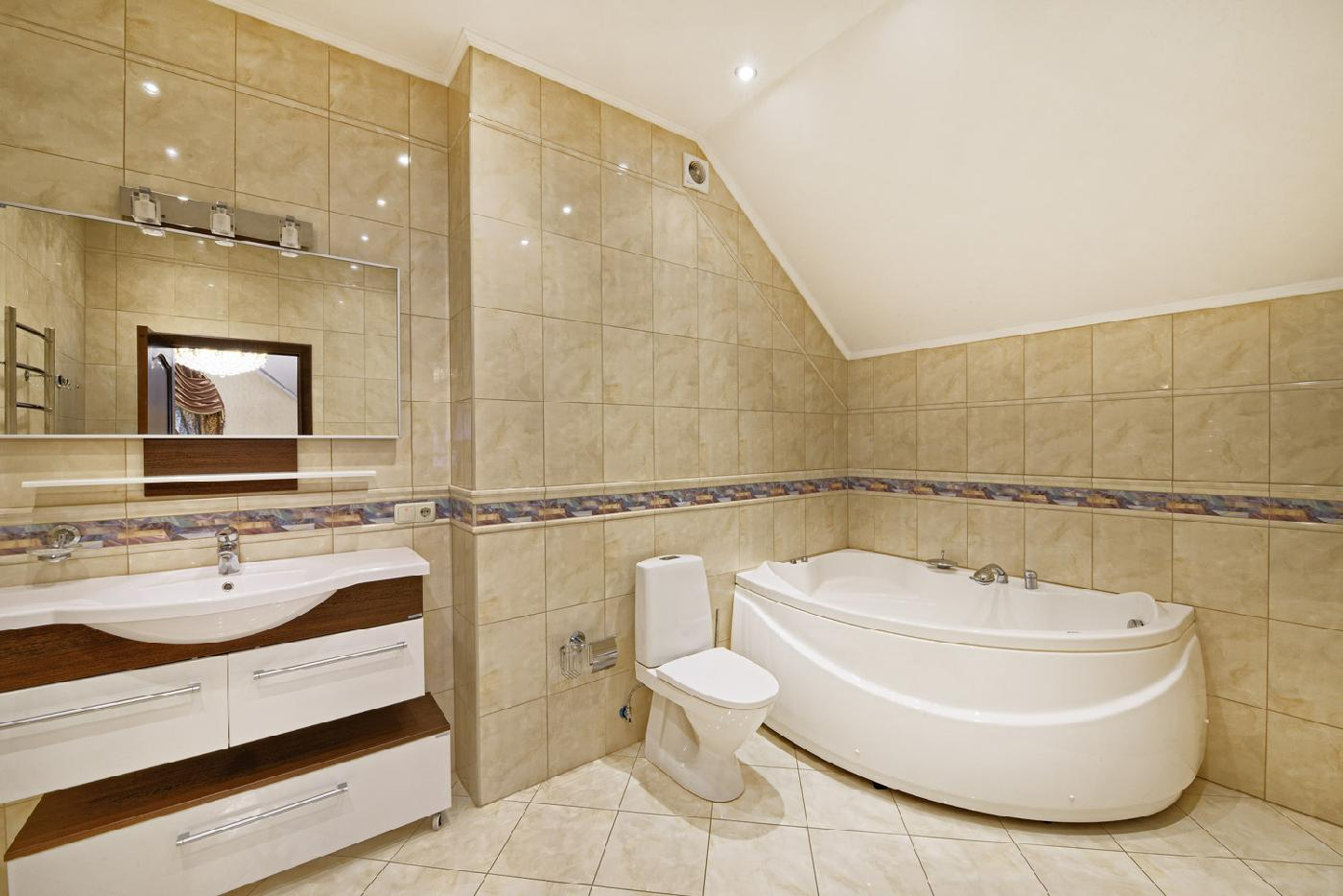 Another Example of Bathroom Remodeling